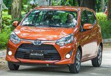 Top 5 xe o to nhap khau chuan