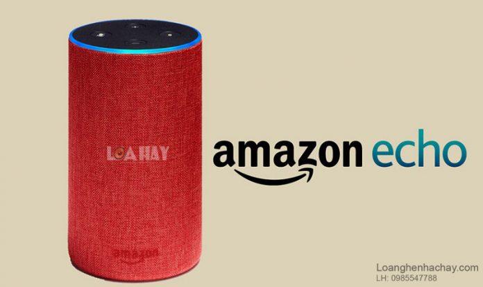 Loa Amazon Echo chuan