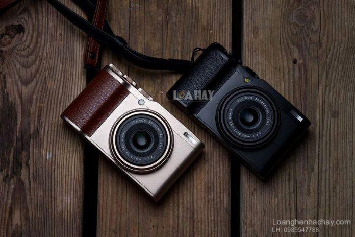 May anh FujiFilm compact XF10 chuan