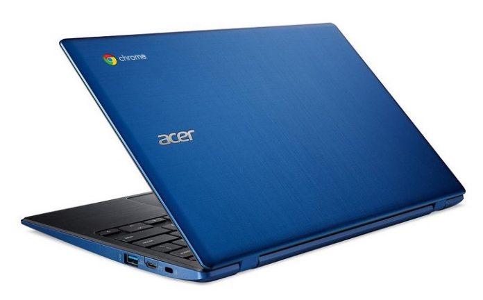 May tinh Acer Chromebook 11 CB311 chuan