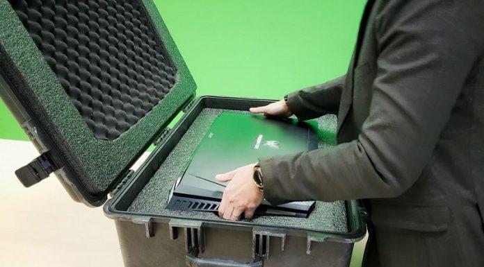 May tinh Acer Predator 21 X chuan