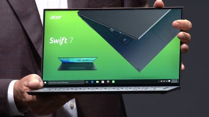 May tinh Acer Swift 7 chuan