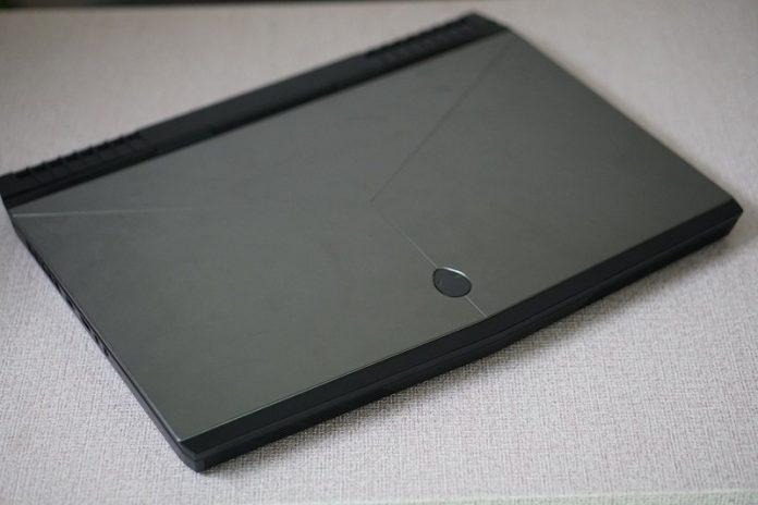 May tinh Alienware 15 R4 chuan