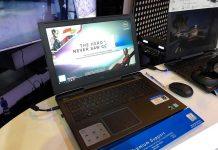 May tinh Dell G3 15 Gaming chuan