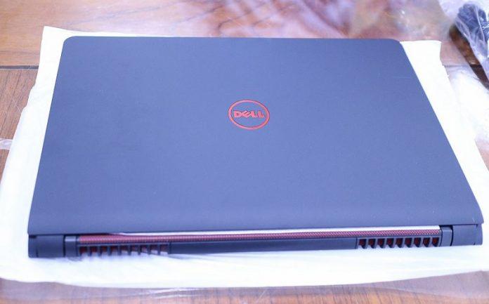 May tinh Dell Inspiron 15 7000 chuan