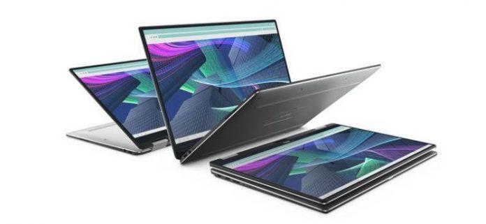 May tinh Dell XPS 13 9365 chuan