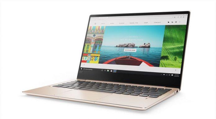 May tinh Lenovo IdeaPad 720S chuan
