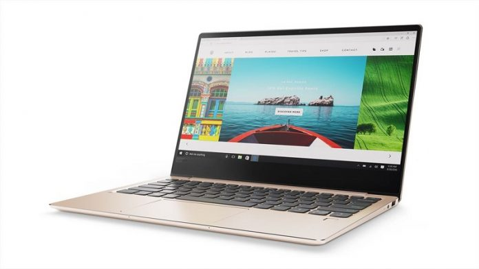 May tinh Lenovo IdeaPad 720S chuan