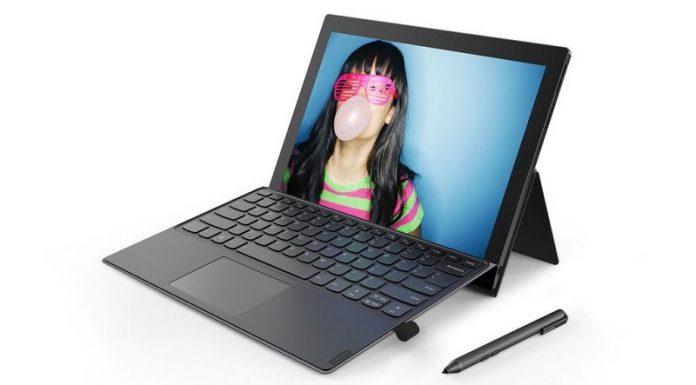 May tinh Lenovo Miix 630 chuan