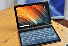 May tinh Lenovo Yoga Book C930 chuan