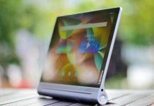 May tinh bang Lenovo Yoga Tab 3 Pro chuan