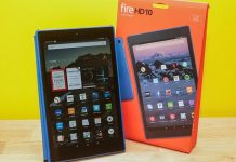 May tinh bang Amazon Fire HD 10 chuan
