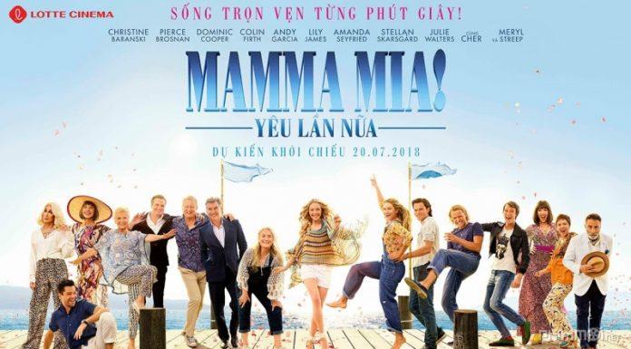 Phim Mamma Mia! Here We Go Again chuan