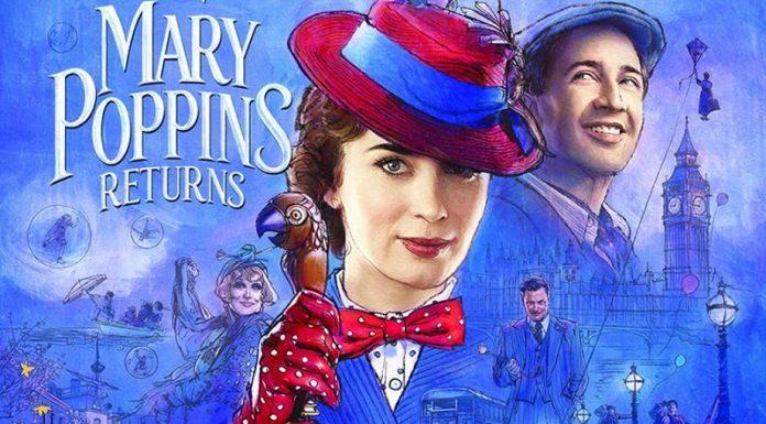 Phim Mary Poppins tro lai chuan