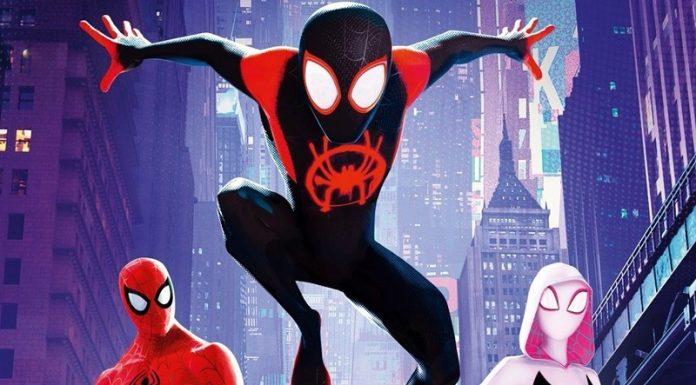 Phim Spider-Man: Into the Spider-Verse chuan