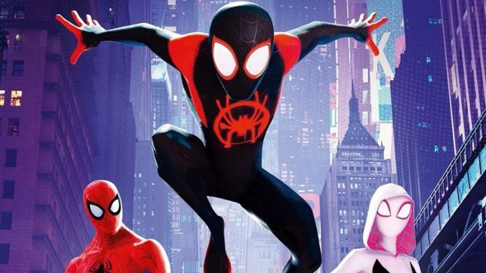 Phim Spider-Man: Into the Spider-Verse chuan