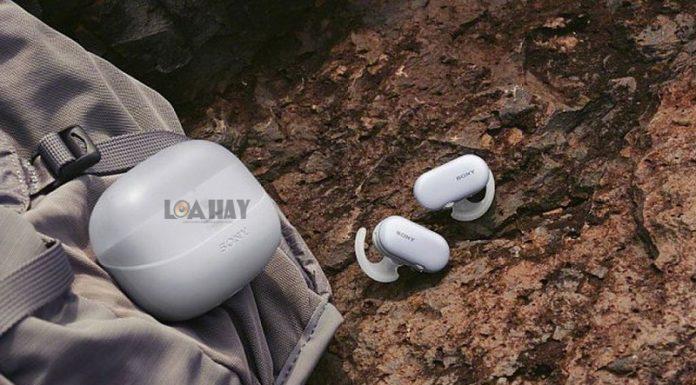 Tai nghe Sony WF-SP900 chuan