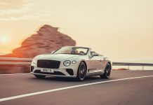 xe Bentley Continental GT Convertible chuan