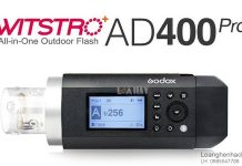 den Godox AD400 PRO chuan