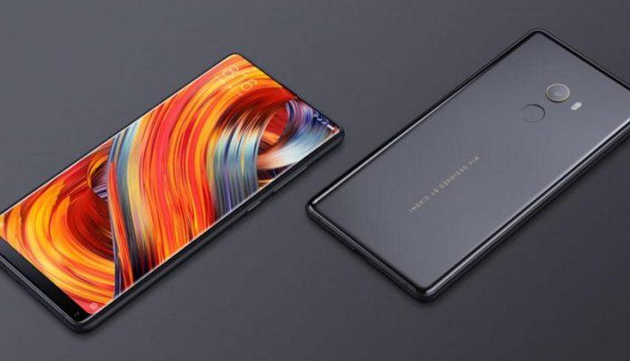dien thoai Xiaomi Mi Mix 2S chuan