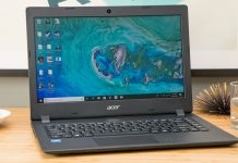 laptop Acer Aspire 1 chuan