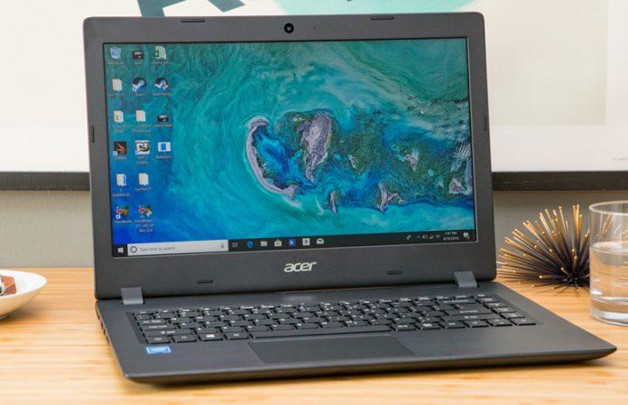 laptop Acer Aspire 1 chuan