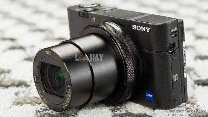 May anh Sony RX100 V chuan
