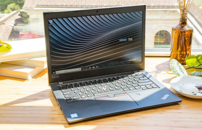 May tinh Lenovo ThinkPad L480 chuan