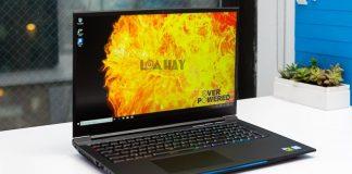 May tinh Overpowered Gaming Laptop 17+ chuan