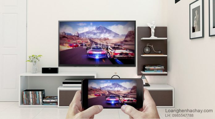 Smart Tivi Sony 32 inch KDL-32W610F chuan