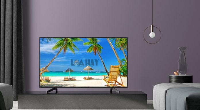 Smart Tivi Sony 4K 49 inch KD-49X7000F chuan