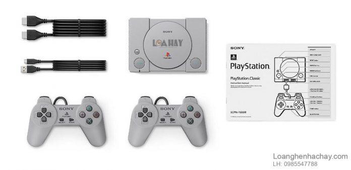 Sony PlayStation Classic chuan
