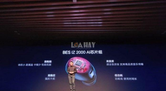 Tai nghe khong day Lenovo Air chuan