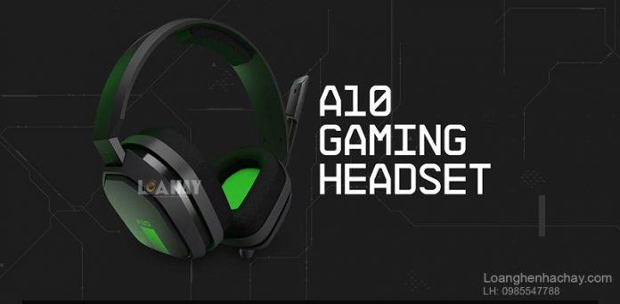Tai nghe Logitech G Gaming Astro A10 chuan