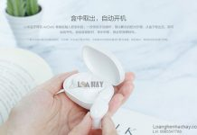 Tai nghe Xiaomi true-wireless Airdots chuan