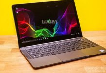 May tinh choi game Razer Blade Stealth chuan