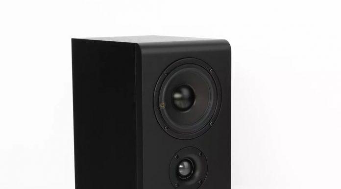 loa pylon audio opal sat black