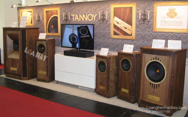 Loa Tannoy Stirling GR chat luong