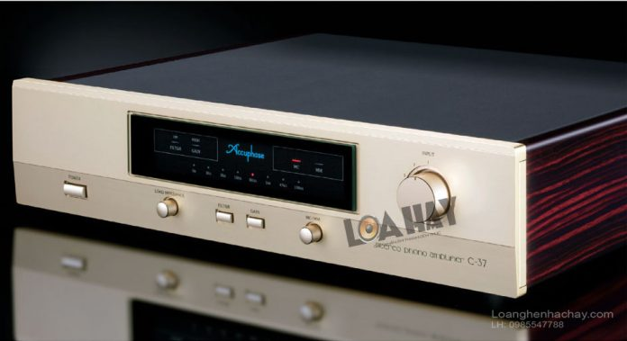 Pre ampli Accuphase-C-37