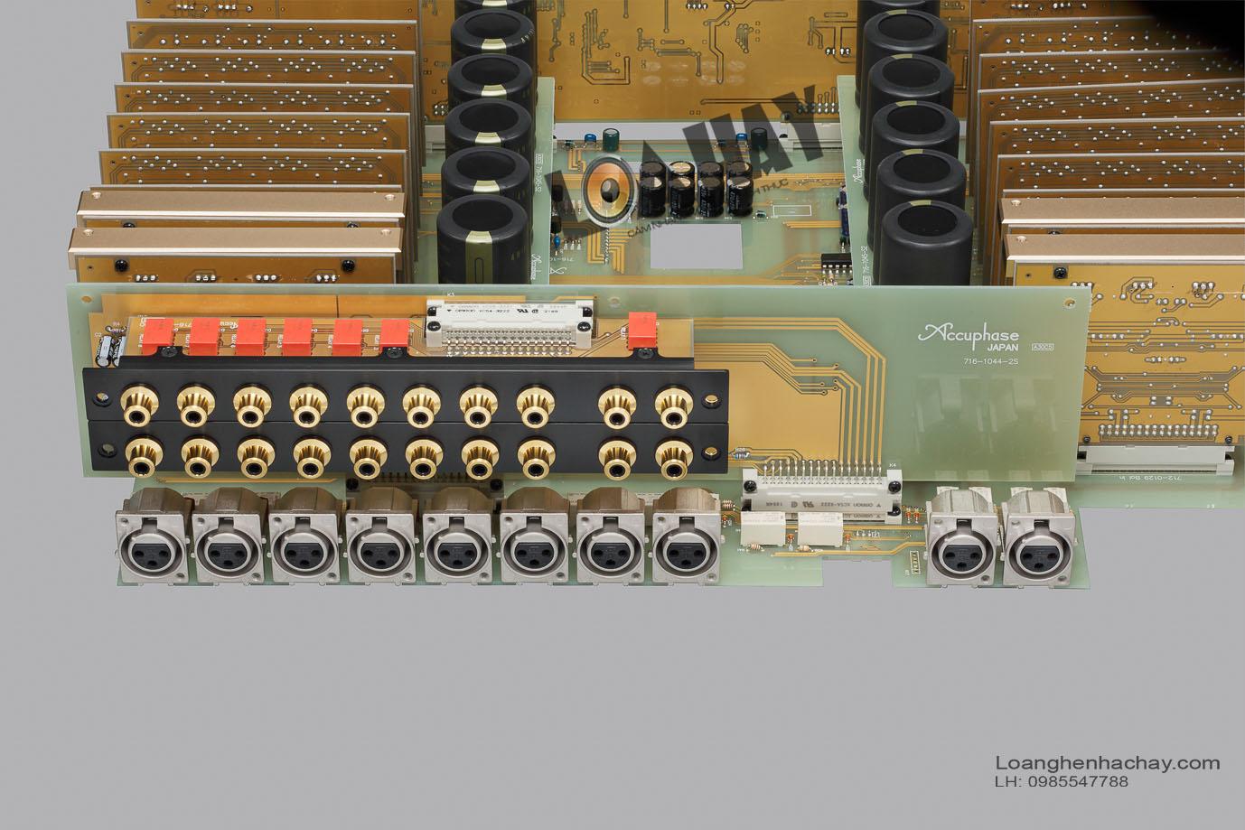 Pre ampli Accuphase C-3850 copy