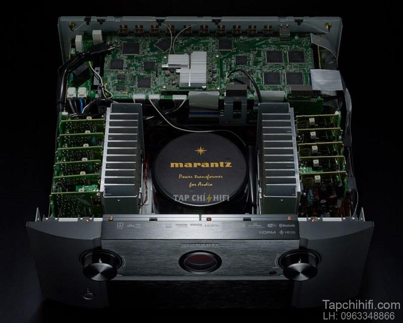 Ampli Marantz SR-8012 dep