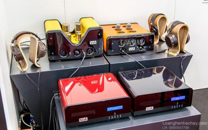 Ampli Viva Audio Egoista 845