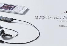 Day bluetooth Radius MMCX HC-M100BT