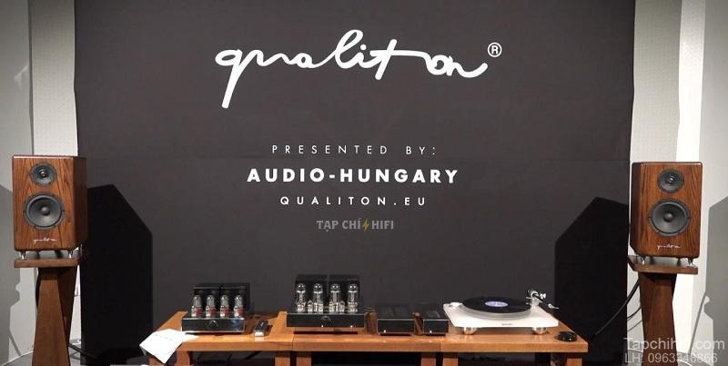 Loa Audio Hungary Q40S dep