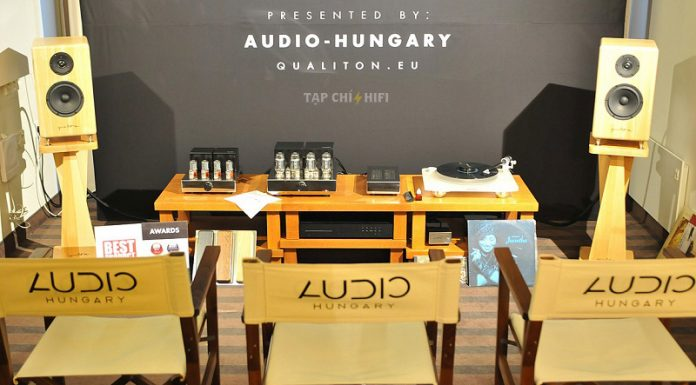 Loa Audio Hungary Q40S chuan