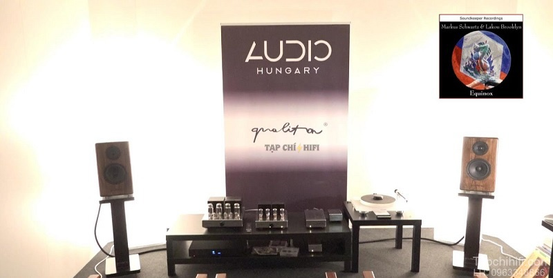 Loa Audio Hungary Q40S tot