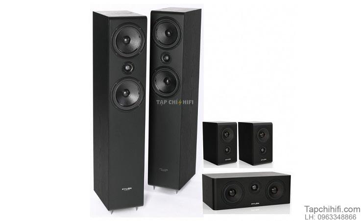 Loa Pylon Audio Opal Center