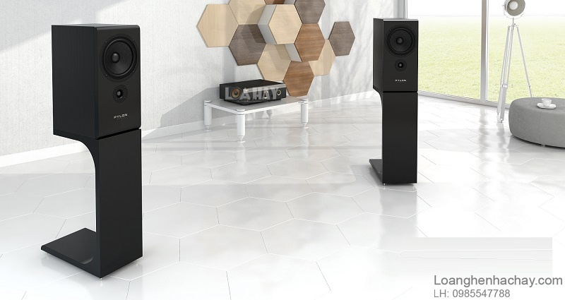 Loa Pylon Audio Opal Monitor chuan