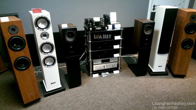 Loa Pylon Audio Opal Monitor dep