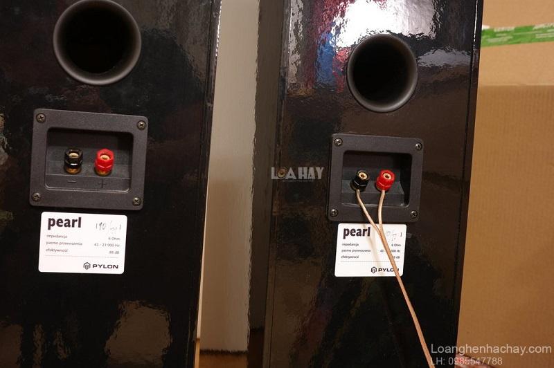 Loa Pylon Audio Pearl 20 tot